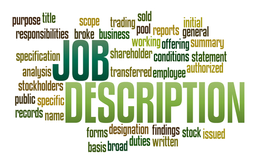 purpose of a job description 1 job descriptions introduction this module will help you understand the purpose and components of essential functions job descriptions s and provide you.