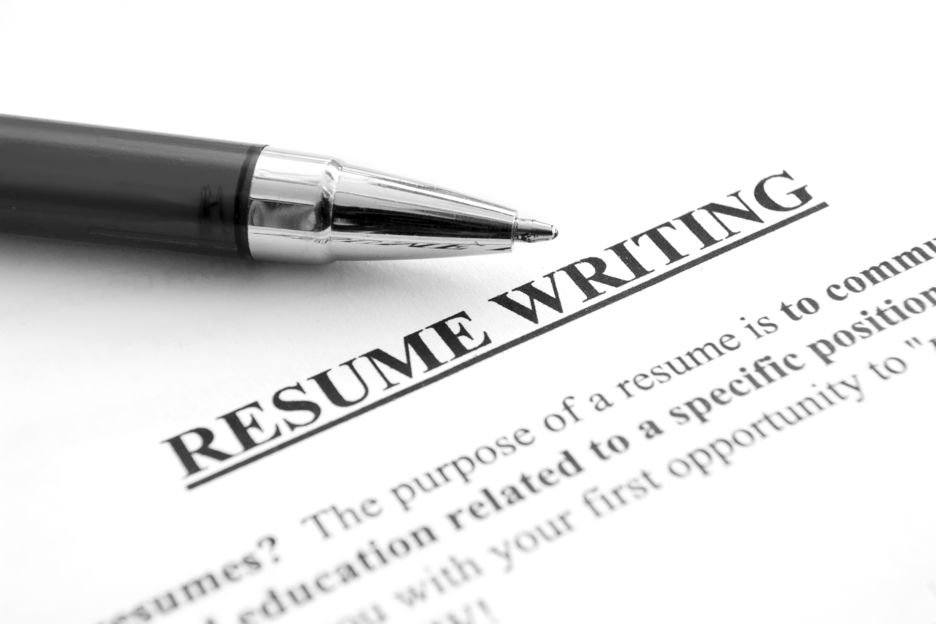 Top Tips and Templates for Resume Writing