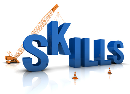 What are the Job-Specific Skills?